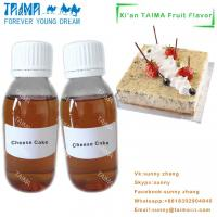 Cheap Hot-selling food grade PG based high quality concentrate Cheese Cake flavor for E-liquid for sale