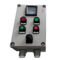 Quality Weather Proof Zone Control Station , Anti Dust Control Box For Dangerous Area wholesale