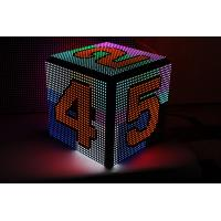 64 x 64 Pixels P2.5 P3 P4 Indoor full color LED display module without using the ribbon cable