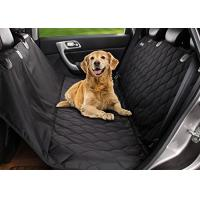 Quality Comfortable Pet Hammock Car Seat Cover , Cat Dog Seat Covers For Cars wholesale