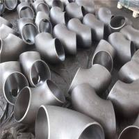 Quality Non / Ferritic Alloy Butt Weld Tube Elbow EN 10253-2 With Specific Inspection Requirements wholesale