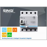 Quality Power legrand rccb 25A / 230V 300ma Residual Current Circuit Breaker for industrial wholesale