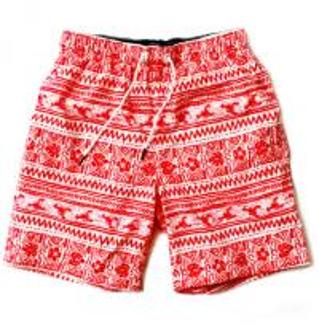 Buy cheap Men quick-drying printing beach pants Loose shorts Summer slacks from wholesalers