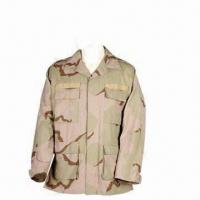 Quality Safety Coat Made of Cotton Ripstop wholesale