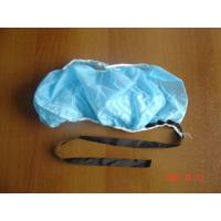 Quality Anti Skid Non Woven ESD Grounding Disposable Shoe Covers With Conductive Ribbon wholesale