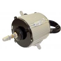 Cheap IP44 Three Phase Axial Fan Motor Of Class F Insulation , 1100w / 1650 RPM for sale
