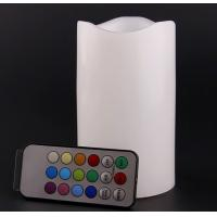 Quality flameless remote control led light candle wholesale