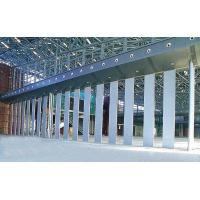 China Aluminium Track Portable Movable Sliding Partition Walls / Soundproof Room Dividers on sale