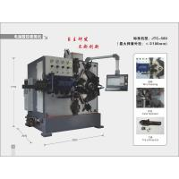 China 5 axis with max. 8mm compression spring making machine with self-developed software on sale
