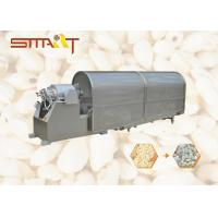 Quality Automatic Puffed Rice Machine , Stainless Steel 304 Rice Pop Machine wholesale