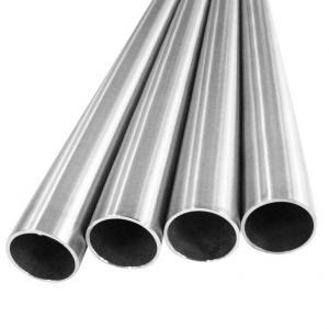 China Heat Exchanger Grade 5 Titanium Tube , Titanium Welded Tube Inside 4~88mm on sale