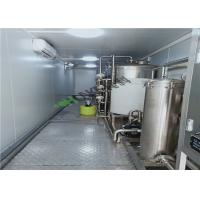 China Water Treatment Plant Seawater Desalination System / Reverse Osmosis Machine on sale