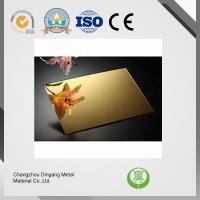 Quality Interior Decoration Clad Aluminum Sheet For Lighting Luminaires And Curtain Wall wholesale
