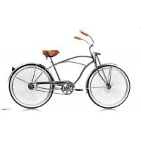 "Quality Hot sale  OEM steel frame  26"" 2.125 old style beach cruiser bike with single speed wholesale"