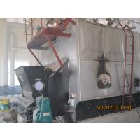Quality Thermal Insulated ASME Oil Gas Fired Steam Boiler Replacement , 8 Ton wholesale