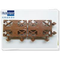 Quality PB-17 Interlocking plastic base deck tile wholesale