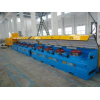 Quality 8mm - 16mm Mechanical Wire Descaler Machine , High Speed Wire Processing Machine wholesale