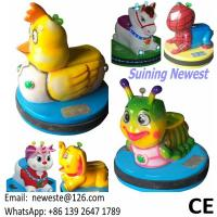 Quality Wholesale Battery Operated Ride Animals Mini Kids Bumper Dodgem Car wholesale