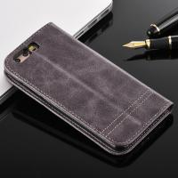 Quality Huawei P10 PLUS Magnetic Leather Case Heavy Duty Two Card Slot For Business wholesale