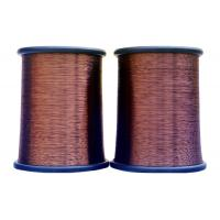 Quality Enameled Aluminum wire(EAL),insulating film coating,widely used for fan motor wholesale