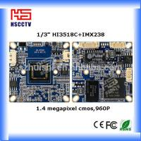 "Quality NEW Arrival High Definition 1/3"" CMOS IMX238 WDR Network IP Board module wholesale"