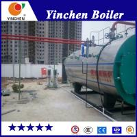 Quality 1000Kg/Hr Industrial Fire Tube Steam Boiler For Dry Cleaning Machine wholesale