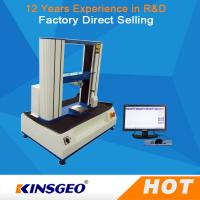 Quality 180kg Weight Universal Testing Machines Double Column Tensile Tester Easy Operation wholesale