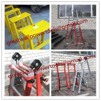 Quality material Two-section fiberglass ladders, Fiberglass insulating splice ladder wholesale