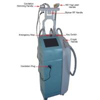 Quality 10.4 '' IPL 808nm Diode Laser Hair Removal Machine 5ms - 350ms , Sapphire Cooling wholesale