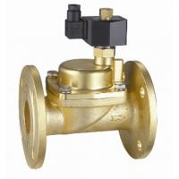 Quality Brass Flange Two Way Piston Steam Solenoid Valve Normally Open PS Series wholesale