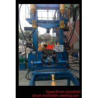 Cheap Assembly / Welding / Straightening H Beam Welding Line / Production Line for sale