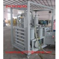 Quality Supply Skid mounted vacuum Transformer oil filtration and oil purification plant  (oil purifier, oil wholesale