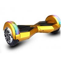 Cheap Free style 2 wheel self balancing smart balance scooter with Samsung battery, led light for sale