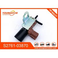 China Valve Solenoid Assy Automobile Engine Parts S2761-03870 184600-3920 24V For Toyota Vacuum Switching on sale