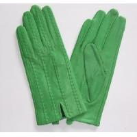 Quality Green Sheep Skin Gloves (CF3114) wholesale