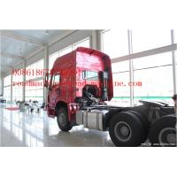 Quality HOWO7 10 Wheels Head truck of 371hp Right Hand Drive EuroII SINOTRUCK wholesale