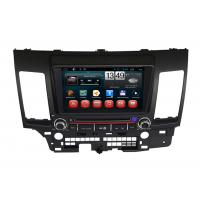 Quality Multimedia Mitsubishi Lancer EX Android 4.2 Navigator Car DVD Player with Bluetooth wholesale