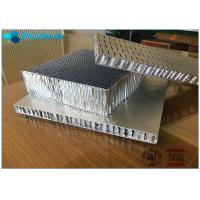 Buy cheap Light Weight Perforated Aluminum Honeycome Core Slices , Honeycomb Material 0 from wholesalers
