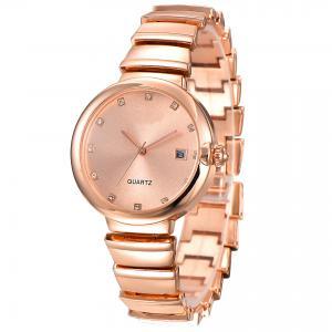 China Women Jewelry Watch,Diamonds dial  Ladies  wrist watch with Metal band ,Women Fashion watch on sale