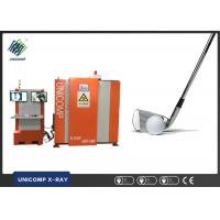 Quality 160KV Tube Voltage Casting NDT X Ray Machine Golf Clubs Inside Quality Inspection wholesale