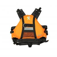 Quality White Water Boat Inflatable Life Jackets High Strength Nylon 3D Design wholesale