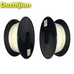 Quality 1.75 / 3mm 3D printing TPE Flexible plastic filament 1kg 2.2lb Rolls for DIY 3D printer wholesale