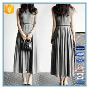 China 2016 Fashion Elegant Sleeveless Party Long Dress For Women on sale