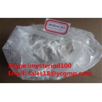 Quality Natural Boldenone Muscle Growth Raw Steroid Powders Dehydrotestosterone CAS 846-48-0 wholesale
