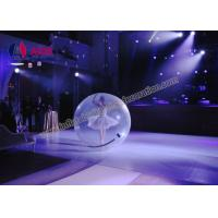 Quality Euro Bubble Water Walking Ball Inflatable Ball Game ,  Human Hamster Ball Rental wholesale