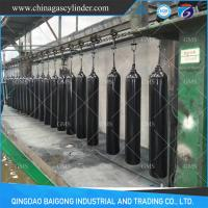 China Seamless Steel Nitrogen Cylinder, Nitrogen Gas Cylinder, N2 cylinder on sale