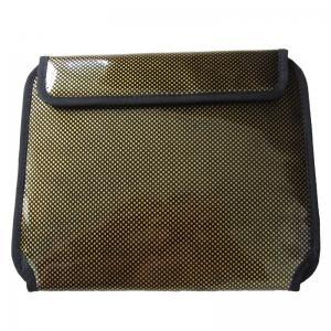 Quality Digital GRID Tablet Cover Bag / Electronics Travel Organizer 29*24*2 CM wholesale