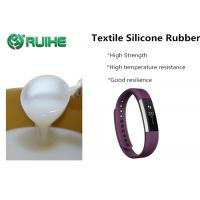 Quality Fast Curing And High Strength LSR Liquid Silicone Rubber For Watch MSDS wholesale