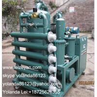 China ZYD Transformer Oil Purification machine, Insulating Oil Filtration Unit, Oil Filter on sale