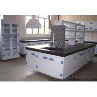 Quality Polypropylene School Science Laboratory Furniture Floor Mounted With DTC Hinge wholesale